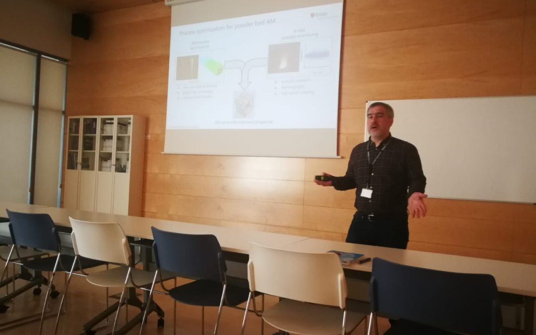 Seminario científico del Dr. Christian Leinenbach