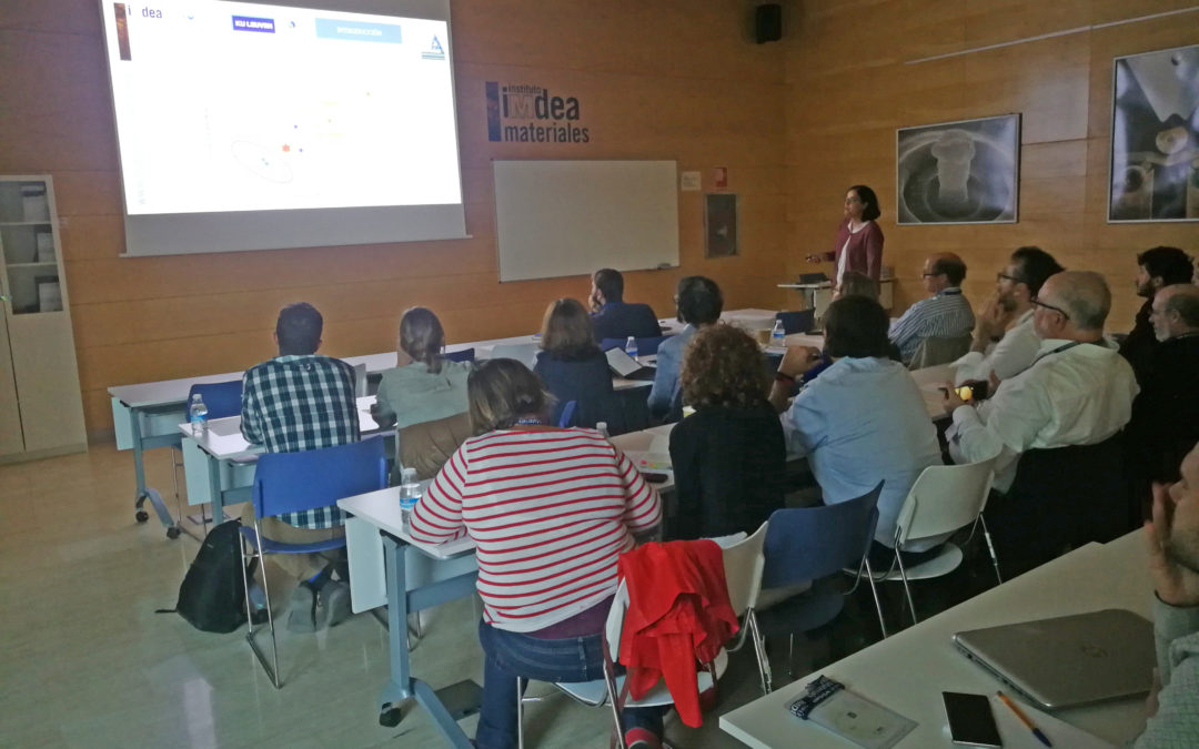 Woman in 3D Printing – Madrid Chapter