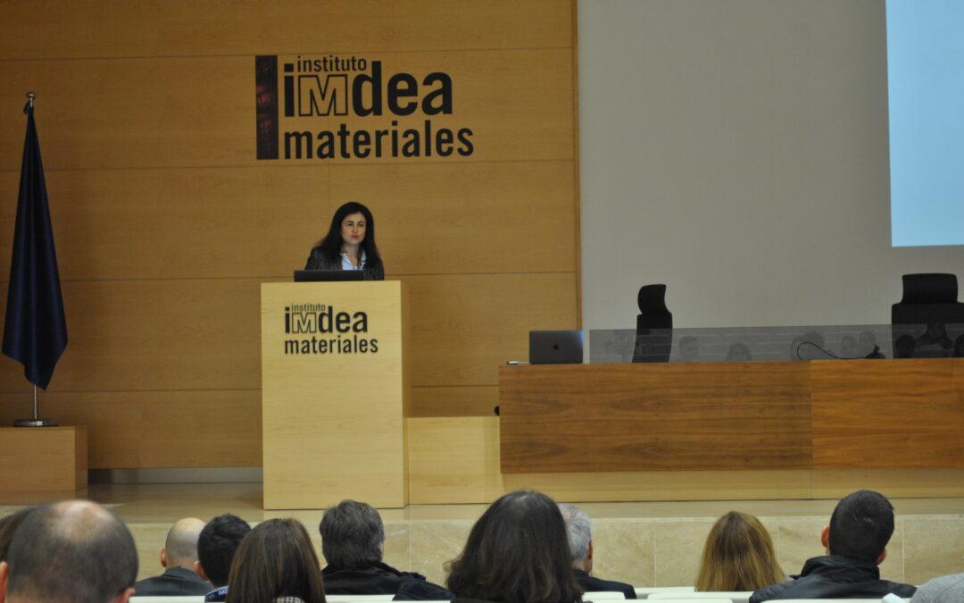 Winter School in 3D Printing of Metals at IMDEA Materials